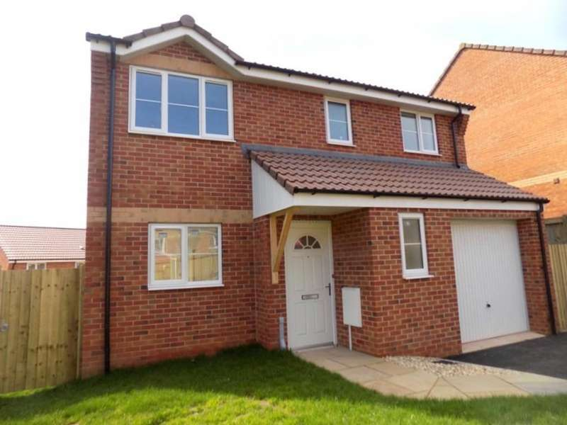 4 Bedrooms Detached House for sale in Dryden Close, Exmouth