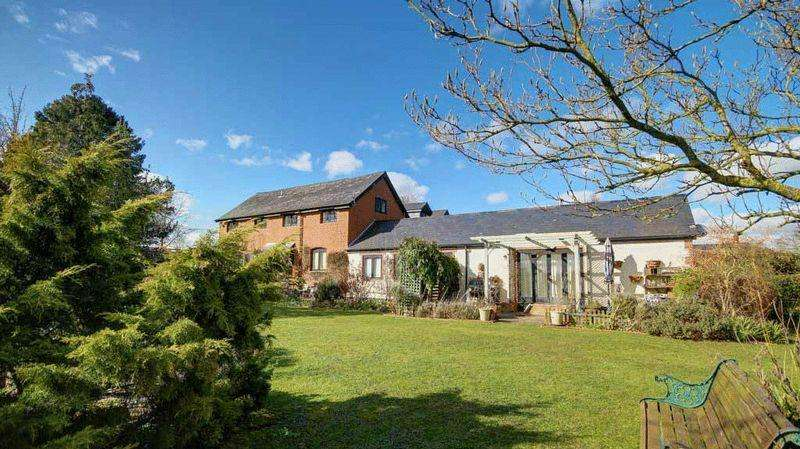 3 Bedrooms Barn Conversion Character Property for sale in Near Killerton National Trust Estate, Exeter