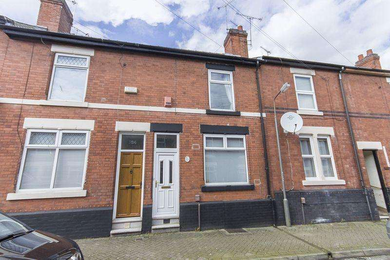 3 Bedrooms Terraced House for sale in Woods Lane, Derby