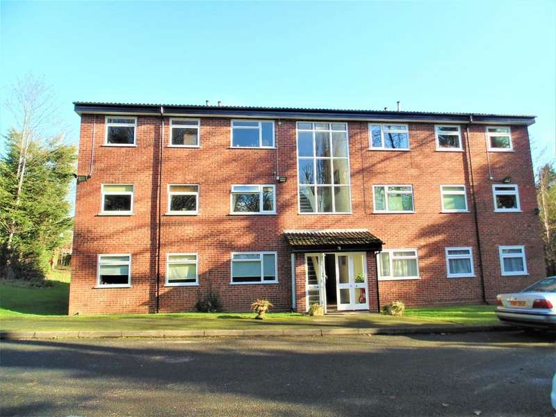 2 Bedrooms Ground Flat for sale in Flat 2 Lakeside Court