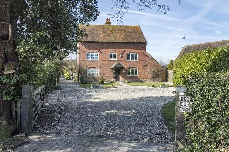 5 Bedrooms Farm House Character Property for sale in Red House Farm Lane, Beausale