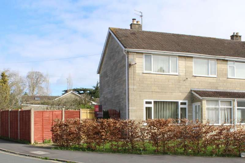 3 Bedrooms Semi Detached House for sale in Christchurch Road, Bradford on Avon