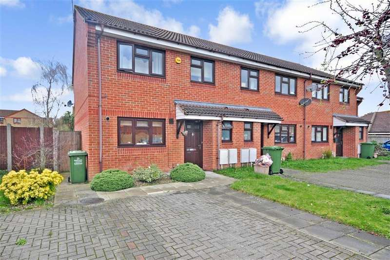 3 Bedrooms End Of Terrace House for sale in Sunnedon, Basildon, Essex