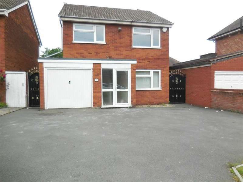 3 Bedrooms Detached House for rent in Sedgley Road West, Tipton