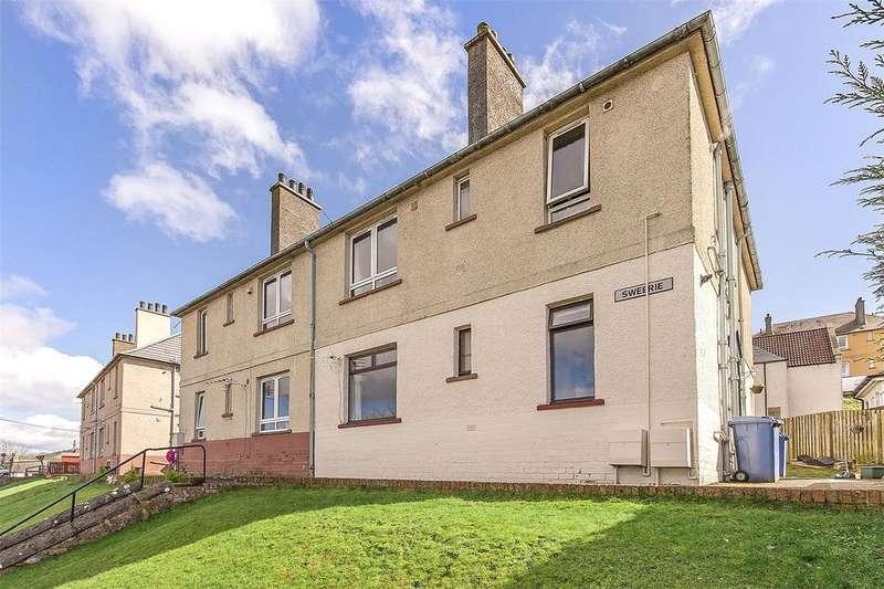 2 Bedrooms Flat for sale in 5 Sweerie, Newburgh, Cupar, KY14