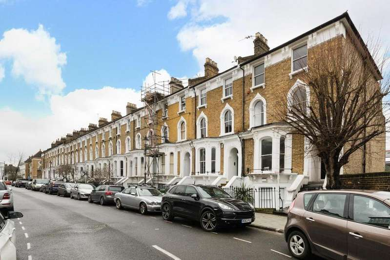 1 Bedroom Terraced House for sale in LISTON ROAD, SW4