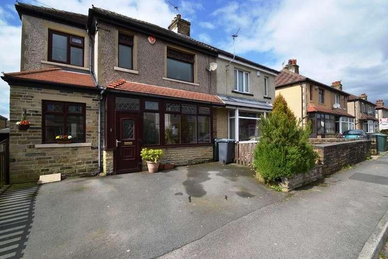 4 Bedrooms Semi Detached House for sale in Ridgeway, Wrose,