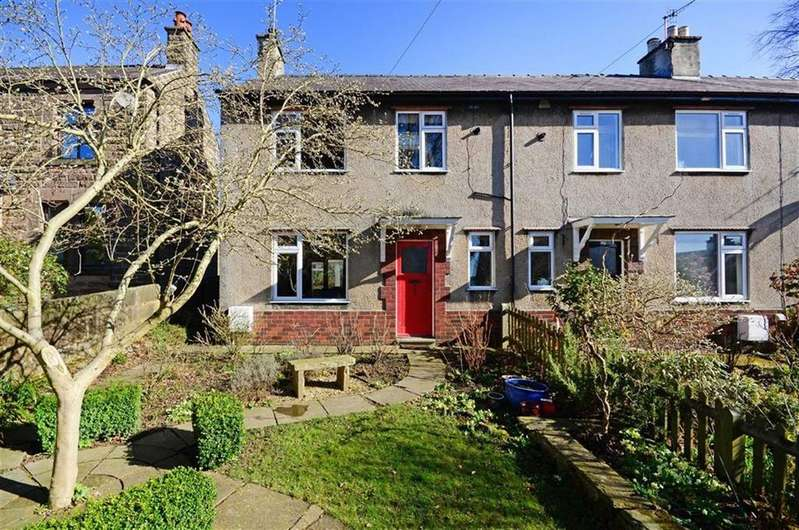 3 Bedrooms End Of Terrace House for sale in 112, Cavendish Road, Matlock, Derbyshire, DE4