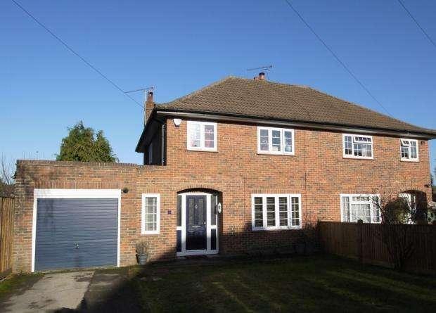3 Bedrooms Semi Detached House for sale in Westfield, Sevenoaks
