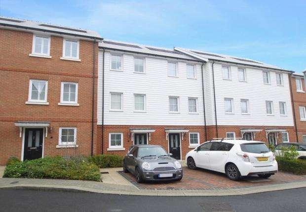 4 Bedrooms Terraced House for sale in Woodland Road, Dunton Green, Sevenoaks