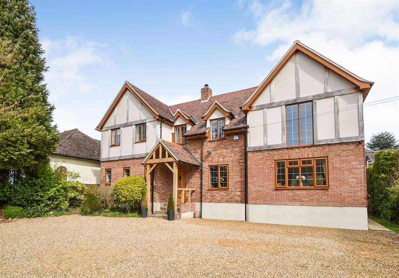 4 Bedrooms Detached House for sale in Outings Lane, Doddinghurst, Brentwood