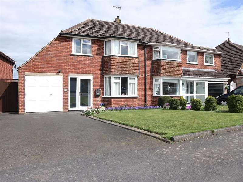 3 Bedrooms Semi Detached House for sale in Walker Avenue, Pedmore, Stourbridge