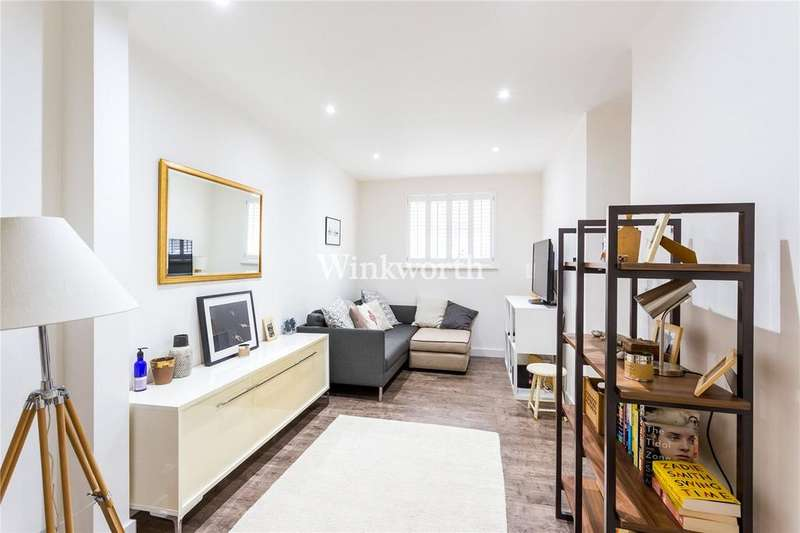 2 Bedrooms Flat for sale in 2A Kimberley Gardens, Harringay, London, N4