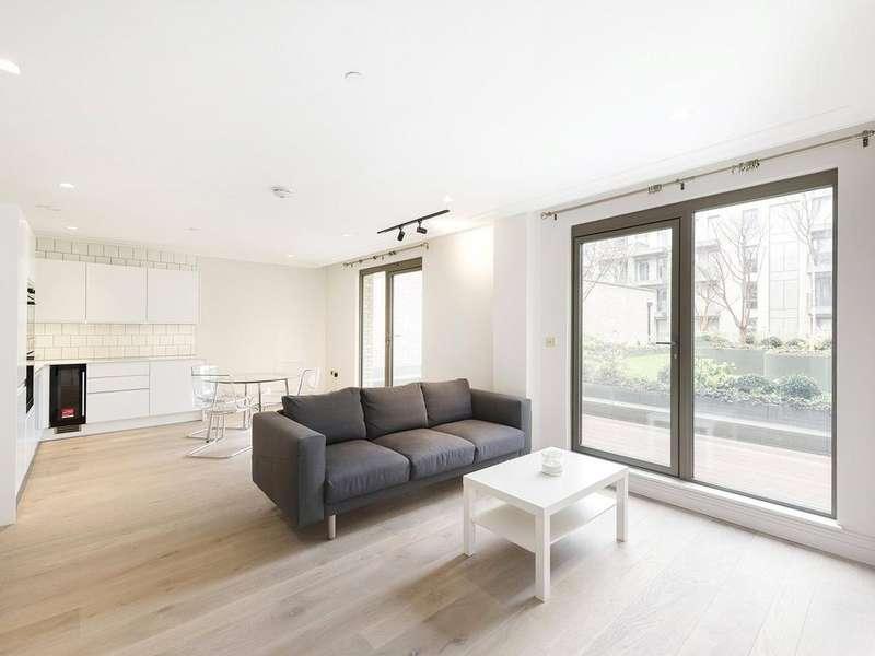 1 Bedroom Apartment Flat for rent in Queen's Wharf, 2 Crisp Road, W6