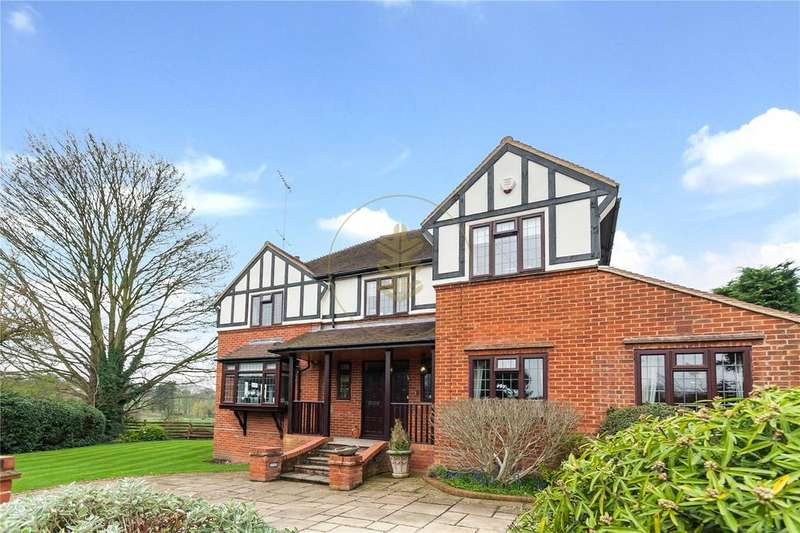 6 Bedrooms House for sale in Brook Drive, Radlett, Hertfordshire, WD7