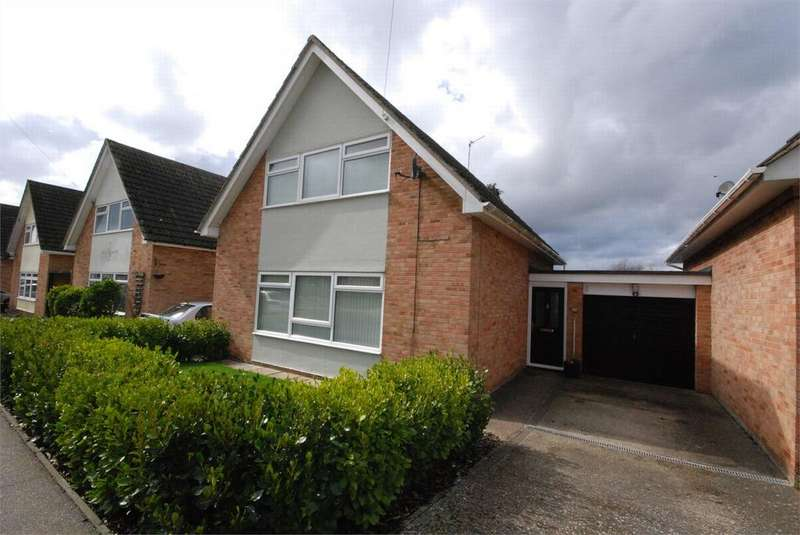 3 Bedrooms Detached House for sale in Buxton Road, Coggeshall, Essex