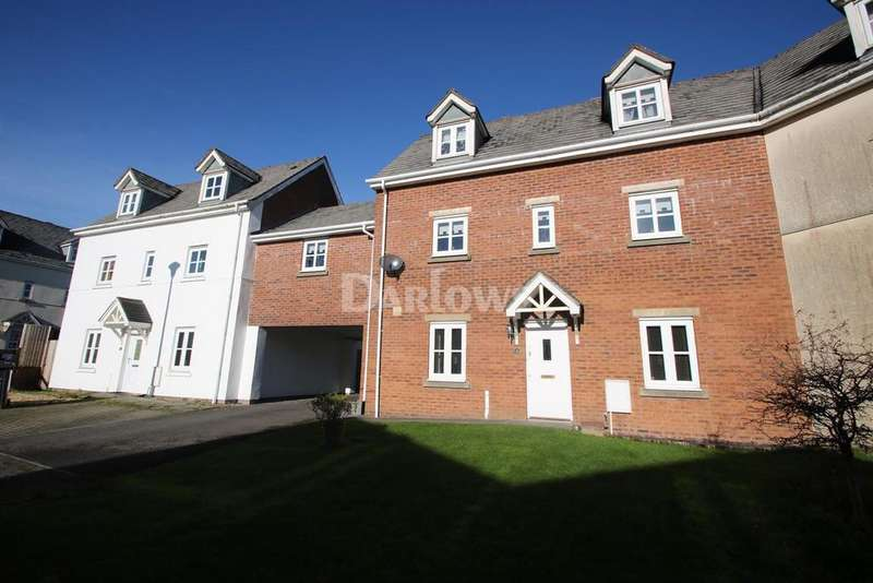 4 Bedrooms Terraced House for sale in Lakeside Way, Nantyglo, Blaenau Gwent