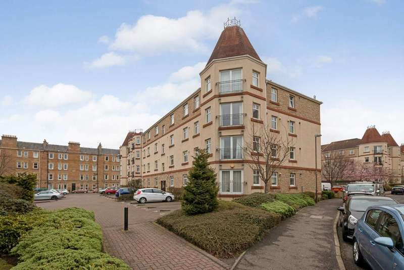 2 Bedrooms Flat for sale in 31/9 Sinclair Place, Gorgie, Edinburgh, EH11 1AN