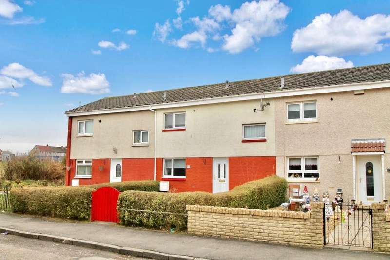 2 Bedrooms Terraced House for sale in 14 Mauchline Court, Kirkintilloch, G66 2SA