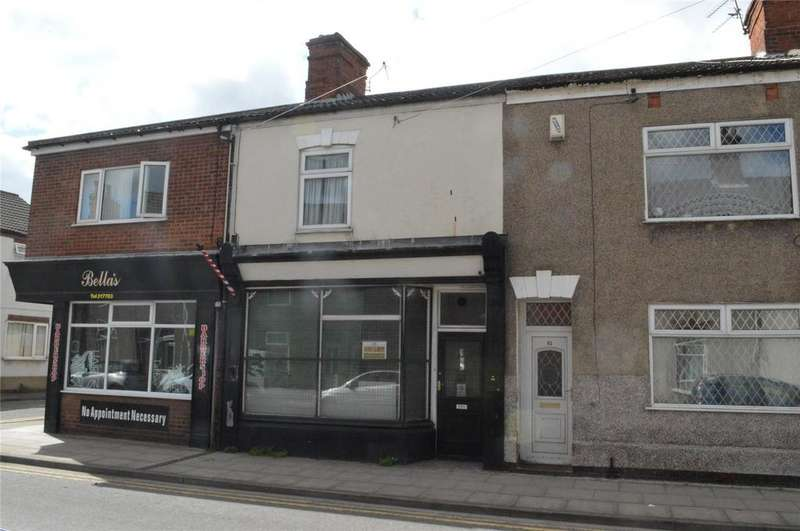 House for sale in Lord Street, Grimsby, DN31