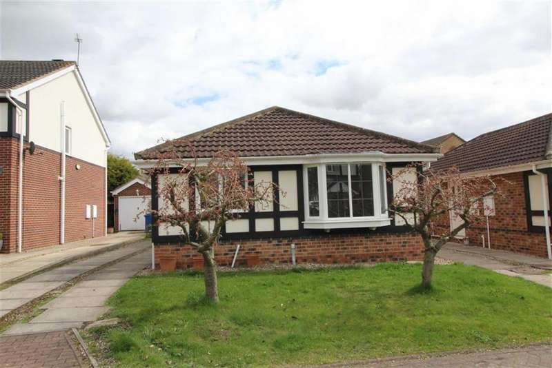 2 Bedrooms Detached Bungalow for sale in Cohort Close, Brough, Brough, HU15