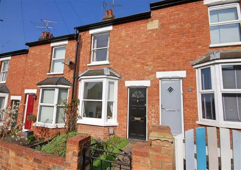 2 Bedrooms Terraced House for sale in Orchard Road, Hitchin, Hertfordshire