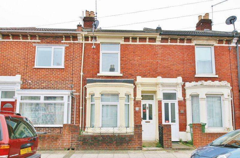 2 Bedrooms Terraced House for sale in Vernon Road, Copnor