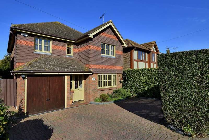 4 Bedrooms Detached House for sale in 24c, Gainsborough Drive, Herne Bay, Kent