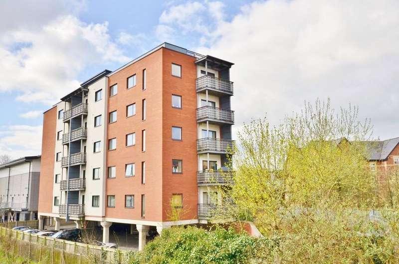 2 Bedrooms Apartment Flat for sale in Tivoli House, Denmark Street, Altrincham