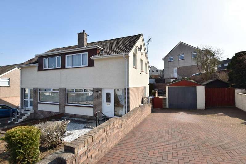 3 Bedrooms Semi-detached Villa House for sale in 7 Masonhill Place, Ayr, KA7 3PA