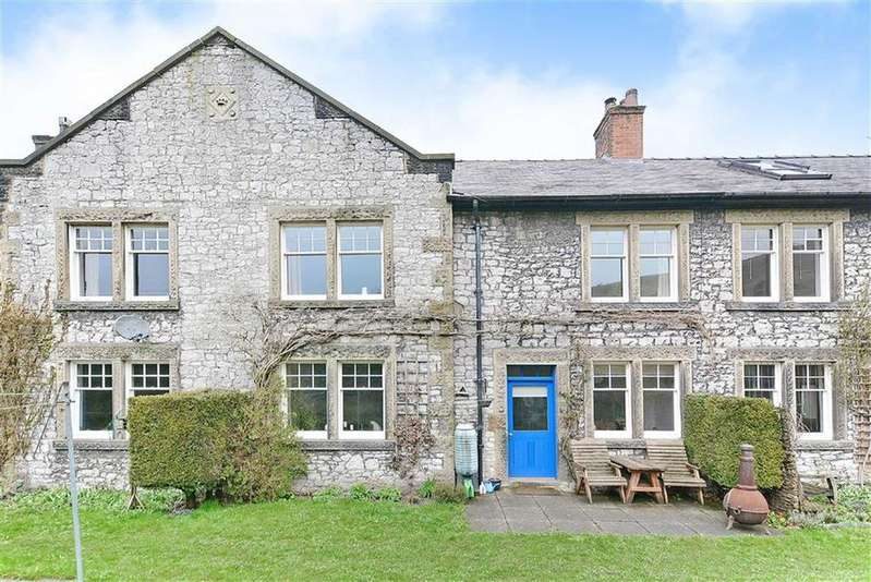 4 Bedrooms Terraced House for sale in 7, Curzon Terrace, Litton Mill, Buxton, Derbyshire, SK17