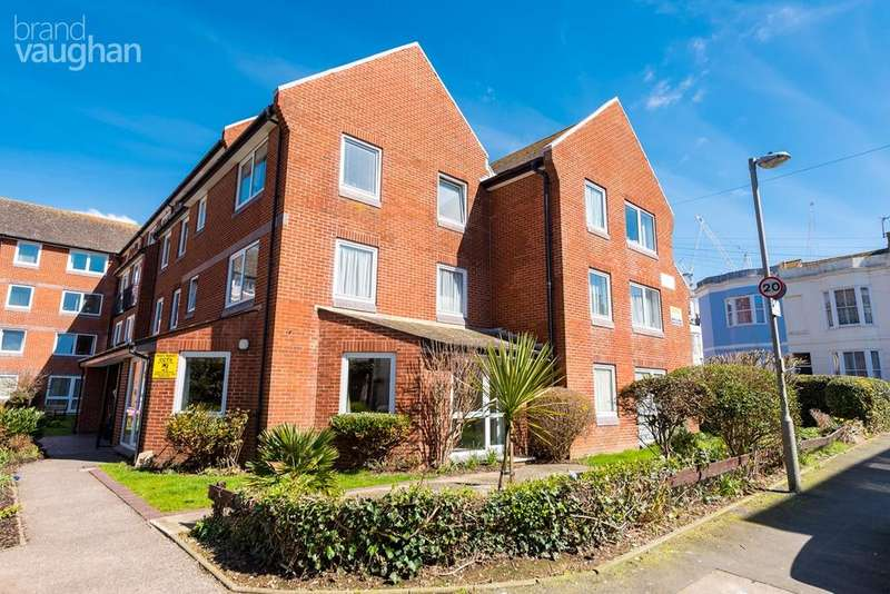 1 Bedroom Retirement Property for sale in Eastern Road, Brighton, BN2