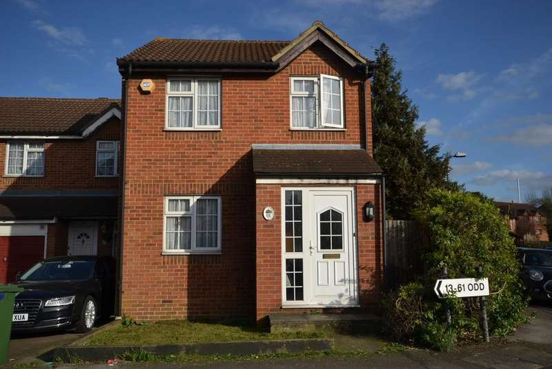 3 Bedrooms Link Detached House for sale in Parsonage Road, Grays, RM20