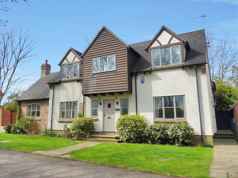 4 Bedrooms Detached House for sale in Barn Grove, Stilton, Peterborough, PE7 3RW