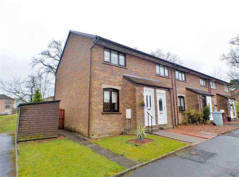 2 Bedrooms Terraced House for sale in Argyll Place, Brancumhall, EAST KILBRIDE
