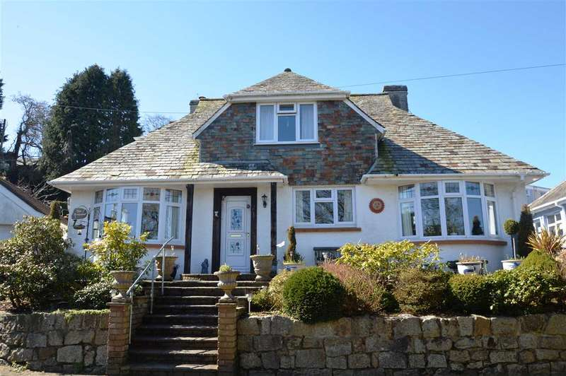 4 Bedrooms Detached House for sale in FALMOUTH