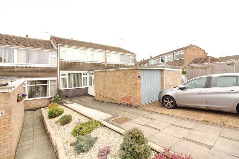 3 Bedrooms Terraced House for sale in Langton Close, Ernesford, Coventry