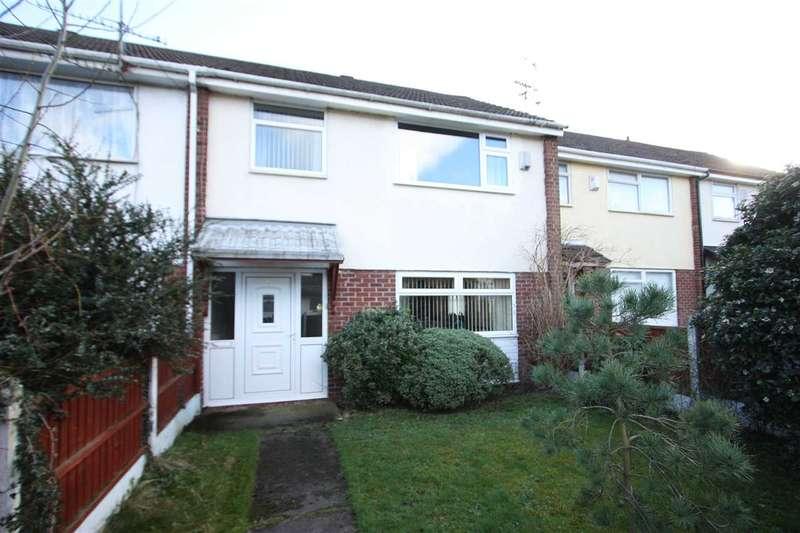 3 Bedrooms Terraced House for sale in Kenilworth Court, Ellesmere Port