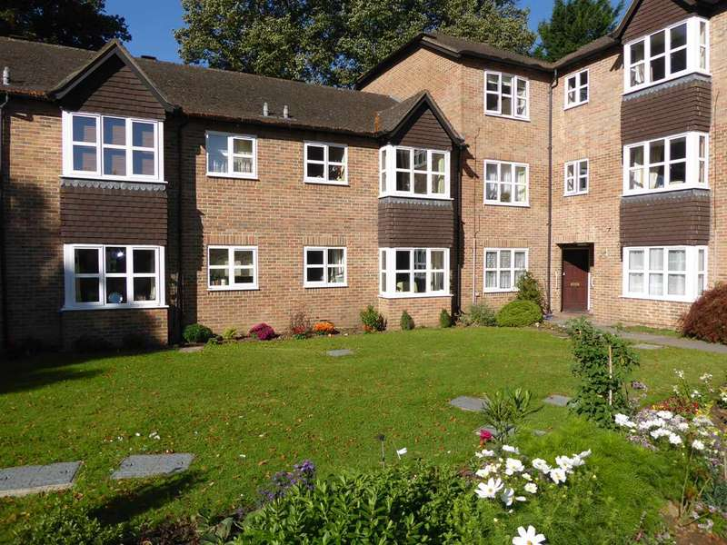 1 Bedroom Retirement Property for sale in Southcote Lodge,, Burghfield Road, Reading