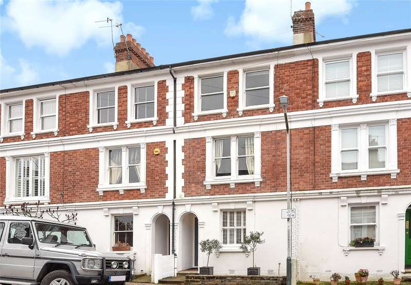 3 Bedrooms Terraced House for sale in Grecian Road, Tunbridge Wells
