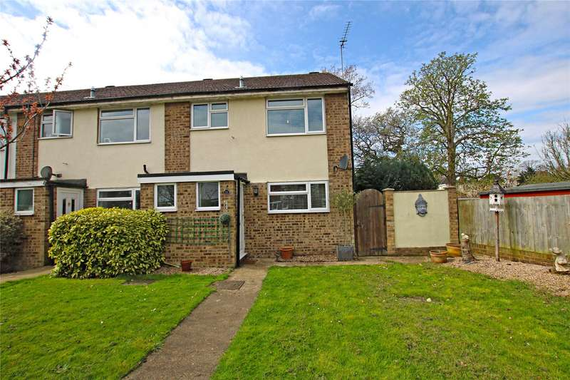 4 Bedrooms End Of Terrace House for sale in The Willows, Byfleet, Surrey, KT14