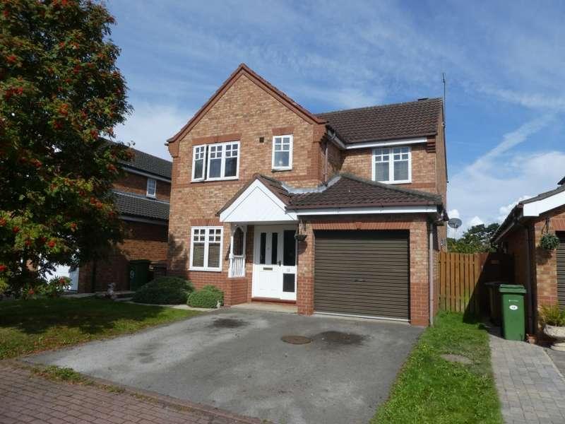 4 Bedrooms Detached House for sale in Dunston Drive, Hessle, HU13