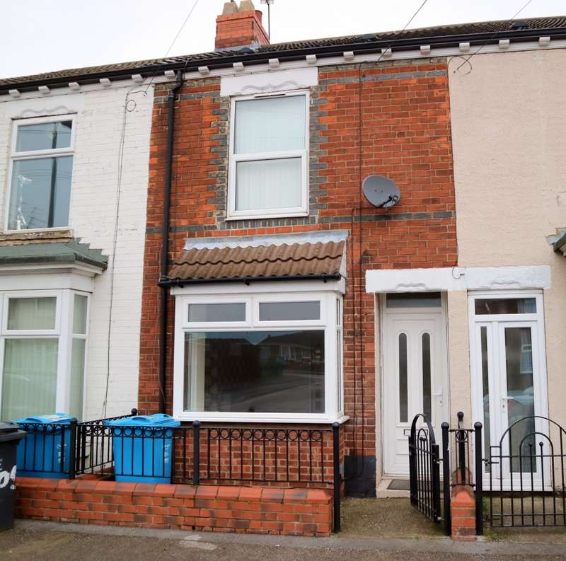 2 Bedrooms Terraced House for sale in Belmont Street, Hull, HU9