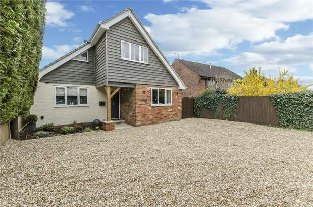 4 Bedrooms Detached House for sale in Botley Road, Horton Heath, EASTLEIGH, Hampshire