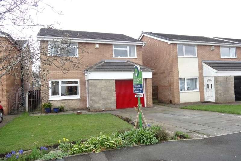 3 Bedrooms Detached House for sale in Medway, Fulwood, Preston, PR2