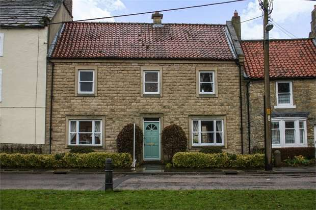 4 Bedrooms Terraced House for sale in South Green, Staindrop, Darlington, Durham