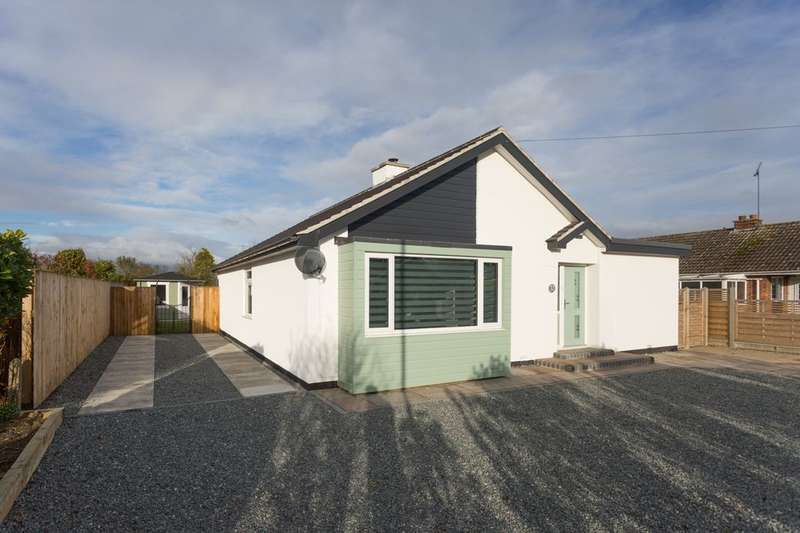 3 Bedrooms Detached Bungalow for sale in Courtneys, Wheldrake, York, YO19