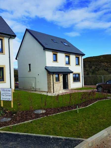 4 Bedrooms Town House for sale in Bowfield Road, Bowfield Hall, West Kilbride, North Ayrshire, KA23 9JZ