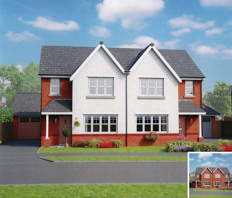 3 Bedrooms House for sale in 3 bedroom House New Build in Conwy