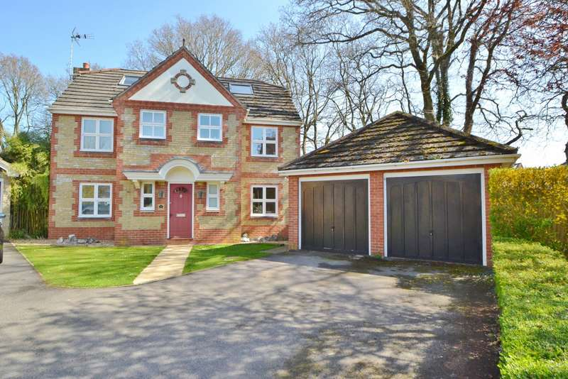 6 Bedrooms Detached House for sale in Verwood